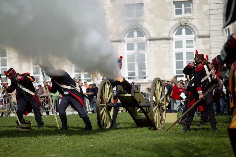 Rencontres Napoléoniennes de Brienne, © Jean Marc Livet