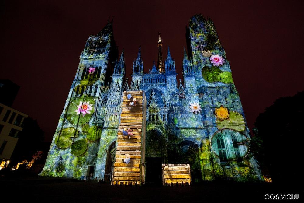 Son Et Lumi Re Cath Drale De Rouen