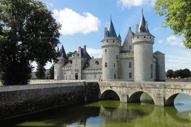 Sully sur Loire © Jakogame