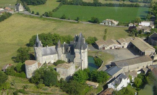 © DR Château de Chervreux