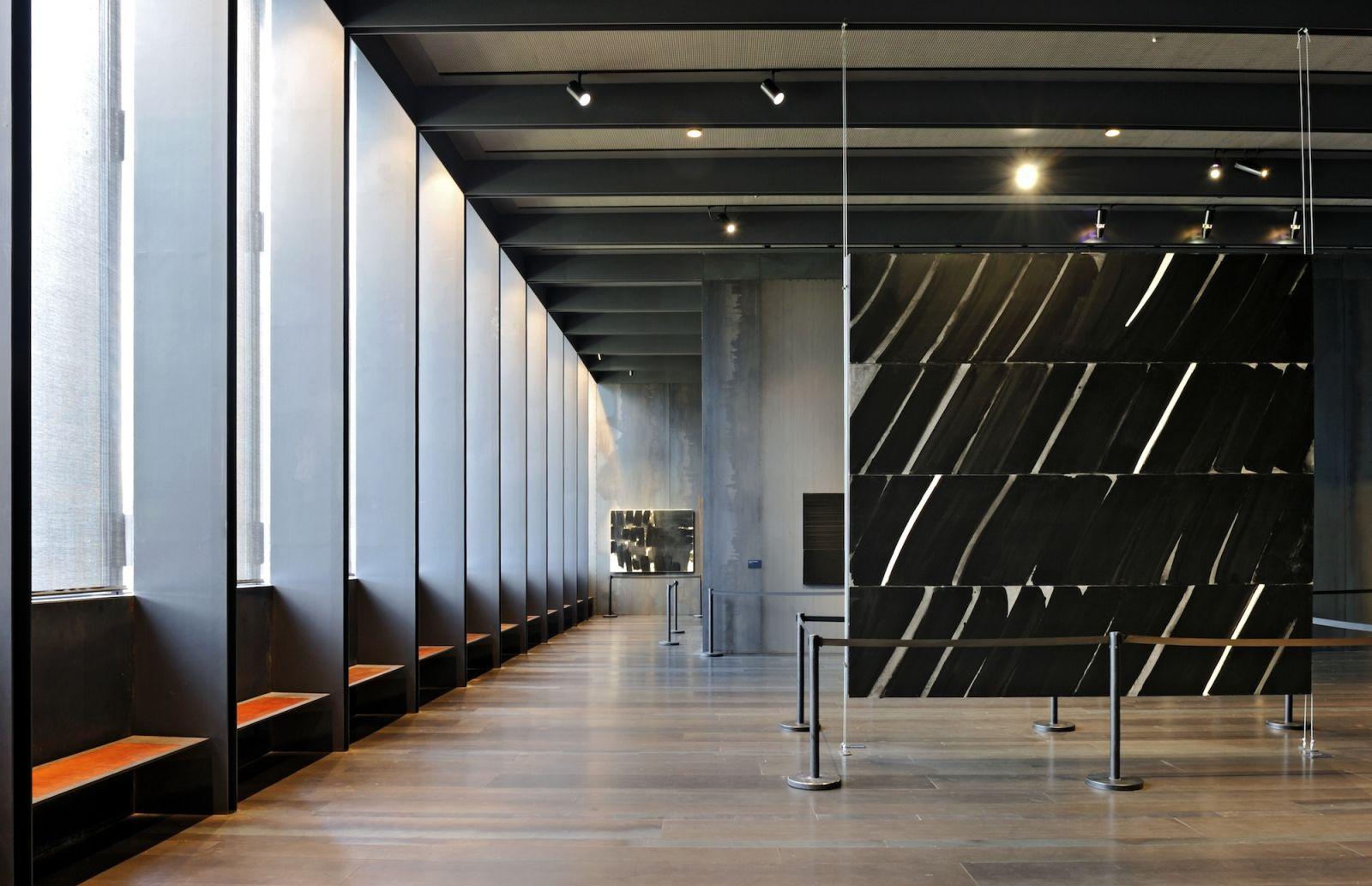 Décoratrice D Intérieur Rodez musee soulages interieur 004 (1600×1033) | soulages