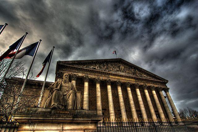 Palais Bourbon © Kimdokhac