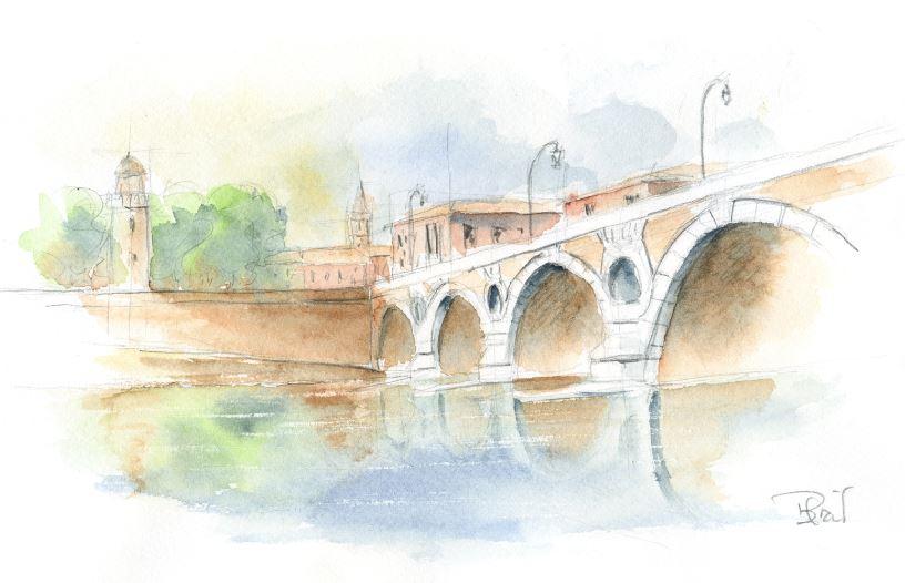 Pont Neuf © P.Brizolier