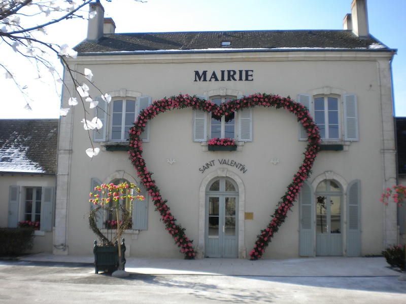 © Mairie de Saint-Valentin