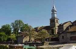 Rh ne alpes plus beaux villages - Office de tourisme yvoire ...