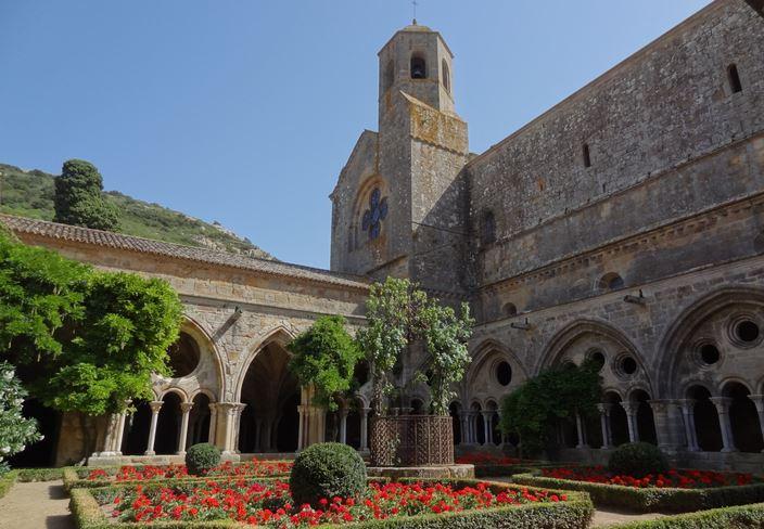 Abbaye de Fontfroide © DR
