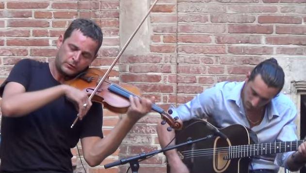 Thomas Kretzschmar et Yannis Constans
