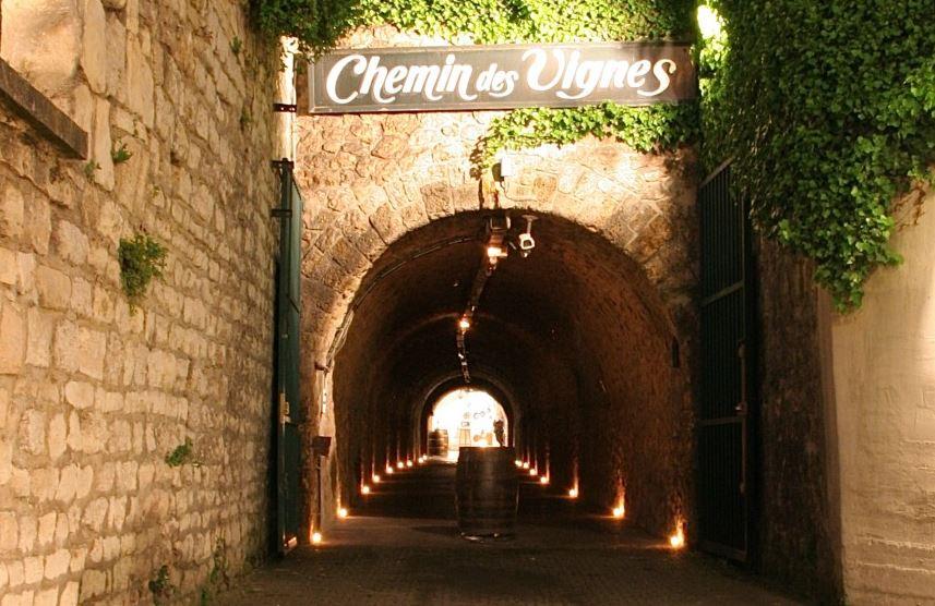 © Chemin des Vignes