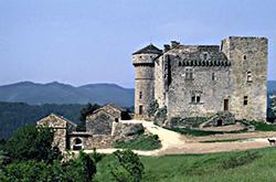 © Château de Cheylard