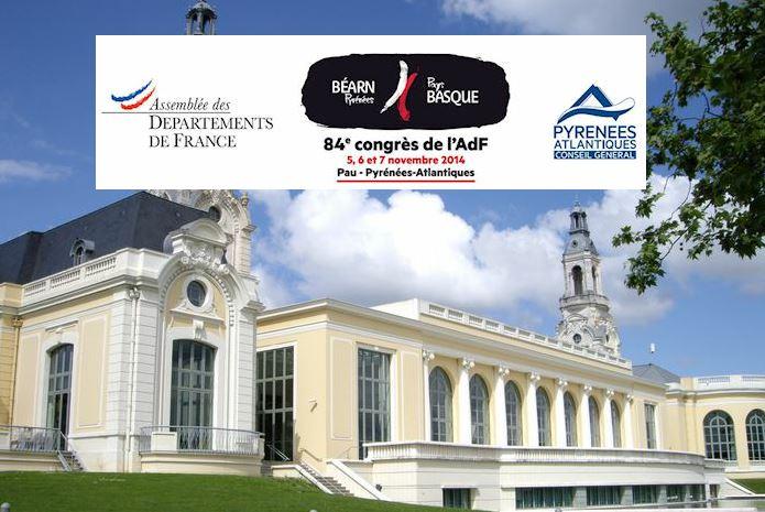 Palais Beaumont de Pau © DR
