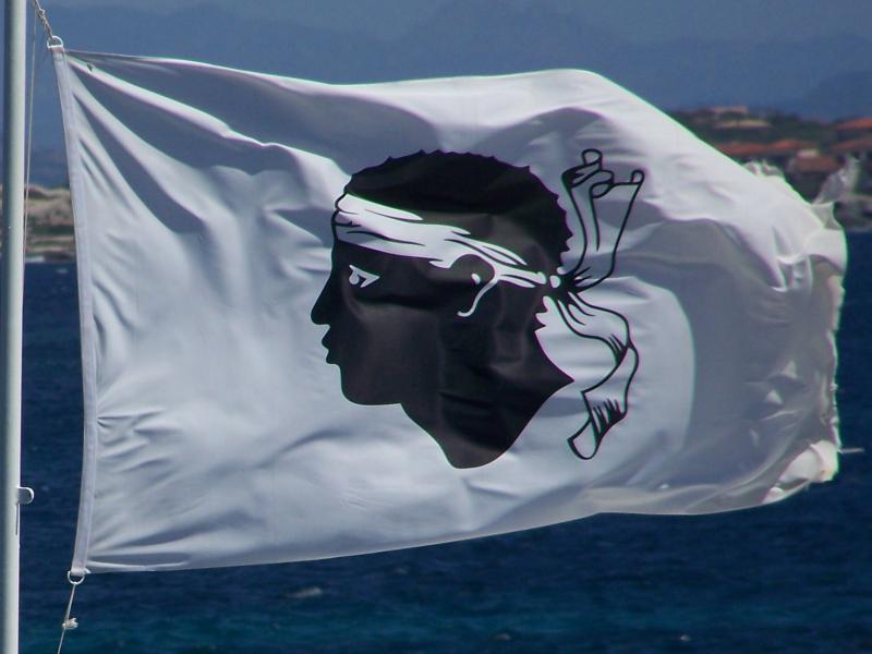 La Tête de Maure, emblème de la Corse