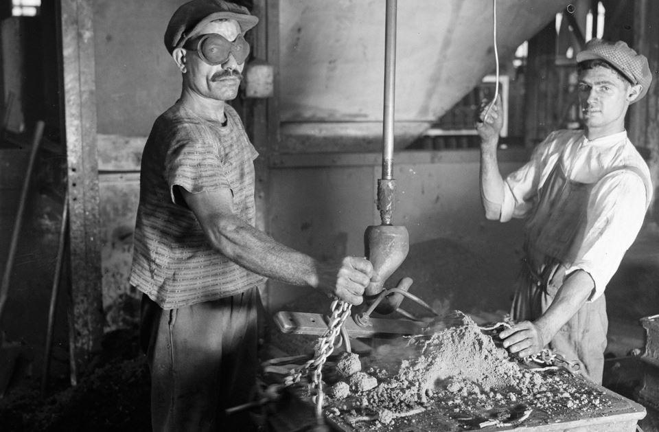 Usine Renault - Billancourt - 1931/1934