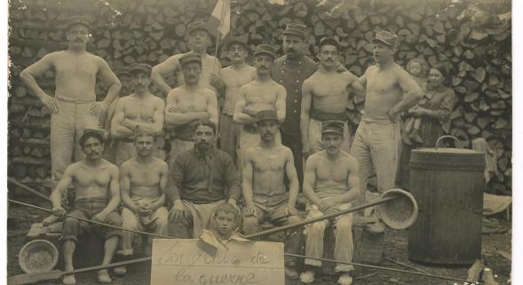 Exposition Le pain dans la Grande Guerre à Corbie, du 5 au 26 avril.