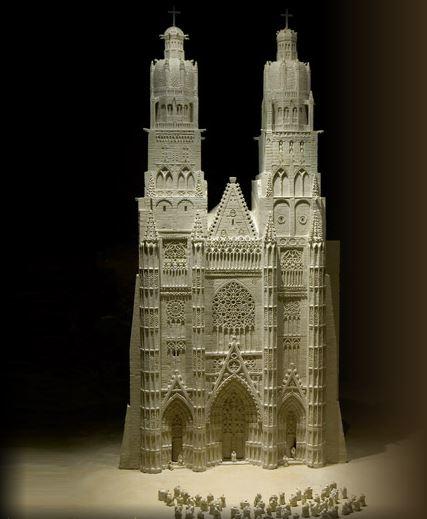 Cathédrale de Tours © Pierre et Lumière