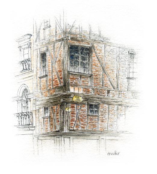 Rue des Arts © P.Brizolier