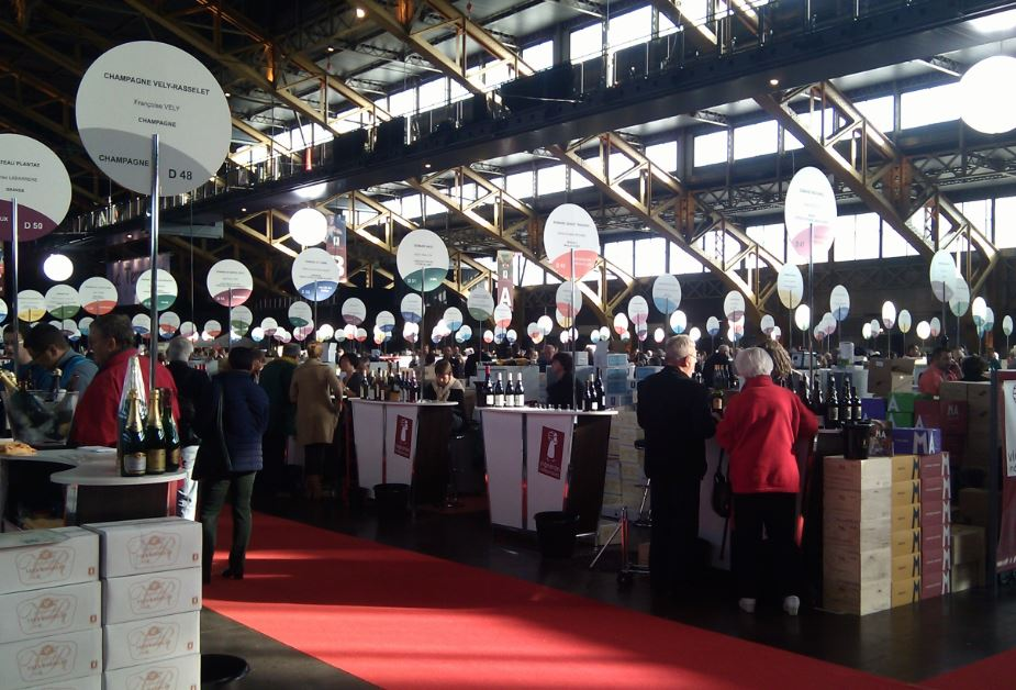 Salon des vignerons ind pendants de lyon halle tony - Salon des vignerons independants lyon ...