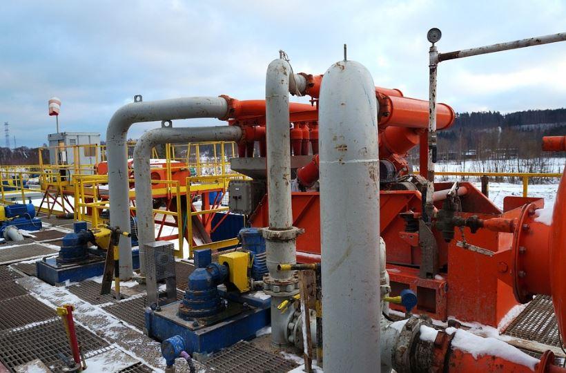 Forage gaz de schiste © DR