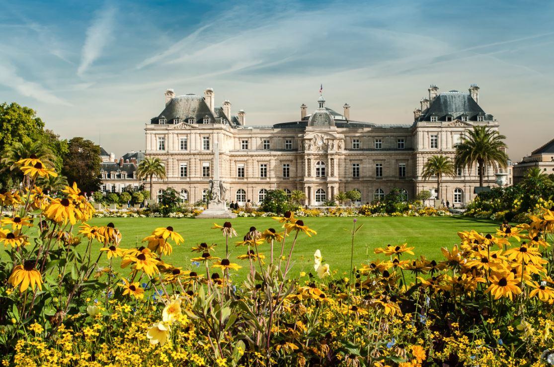 Palais du Luxembourg - Paris © Huang Zheng