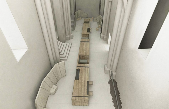 abbaye de fontevraud l 39 h tel. Black Bedroom Furniture Sets. Home Design Ideas
