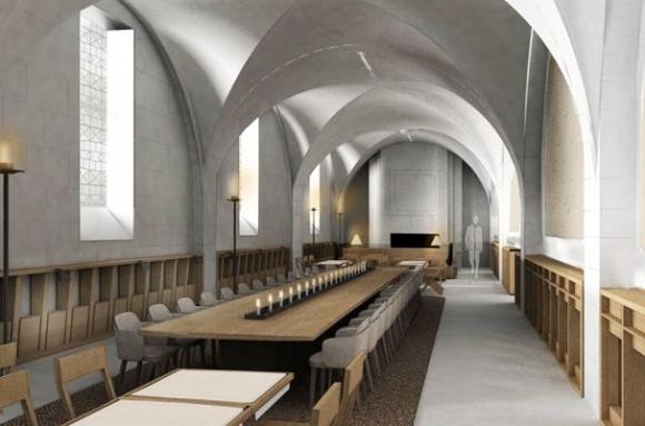 Abbaye de fontevraud l 39 h tel - Hotel abbaye de fontevraud ...